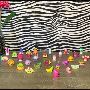 😲🏃🏻‍♀️🛍‼️Shopkins‼️ Bundle of 30 pcs.